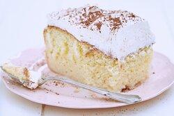 Ven y disfruta de nuestra  torta tres leches, lo tenemos en nuestro local de Passion Cannelle