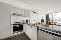 One Bedroom Exec - Kitchen