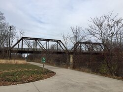 Virgil Gilman Trail Bridge
