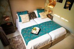 Camera da letto Casa Baba