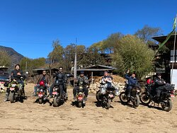 Ride to Bumthang