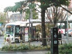 🌠東京ソラマチ🌠1F⚠大きな窓より👀🚏🚌すみまる・くんッ👊😆🎵(12.6日☀)