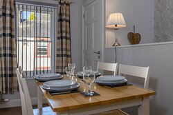 The Mews dining