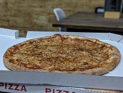 Plain Cheese Pizza $9(M) $11(L)