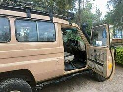 Safari Kenya con Enrico