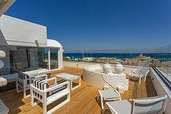 Island Suite-Balcony