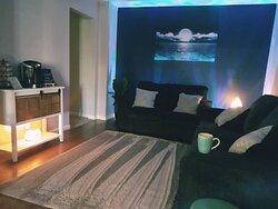 Unwind in our Ocean Lounge.