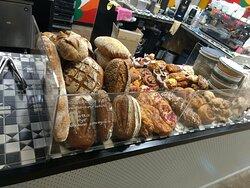 all sort of bread