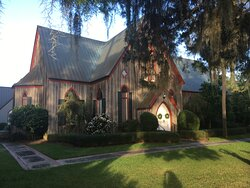 The Church of the Cross in Bluffton
