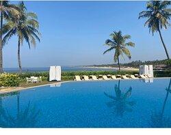 Taj Agoda Beach View