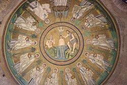 Mosaico della cupola