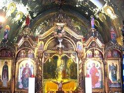 Glorious within Agia Kyriaki Church