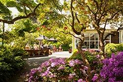 Glenfalloch Gardens Cafe and Restaurant