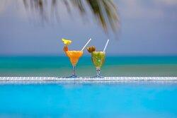 Drinks a beira mar