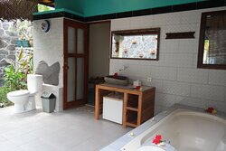 Bathroom on Dragon room