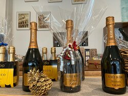 Prosecco DOC - Amazing selection available for all preferred tastes and Prosecco lovers.