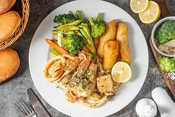 Mixed Seafood Plater