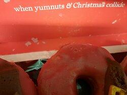 🎄🎅🎄🤶🎄🎁🎄 CHRISTMAS YUMNUTS........ DONUTS BUT BETTER! HO! HO! HO! Who can say NO to a Christmas Treat! 😘😍🥰🍩🍩🍩🍩🍩🍩🍩🍩🍩🍩🍩🍩🍩🍩🍩🍩🍩🍩🍩🍩🍩