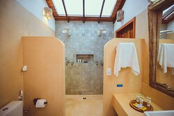 Banheiro da Suíte Rio