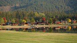 First-class RV Resort in the Northwest