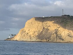 Point Loma , I wonder when the face of this hill side fell off