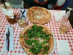 Restaurante tipicamente italiano em Óbidos