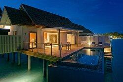Water Pool Villa outdoor