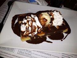 """J'ai adoré ce dessert c'était """"La Leon""""  Photos de mon dessert : 2/2"""