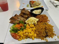 BBQ Ribs Dinner