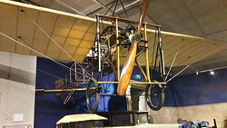 Pesawat yang dibuat oleh inventor asal Belanda