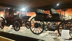 Foto yang diambil di Louwman museum di Den Hague Belanda, oleh Zakiul Fahmi Jailani
