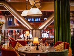 Mezzanine Restaurant