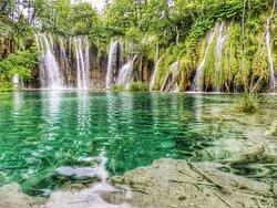 Paseo por el parque de Plitvice - imperdible!!