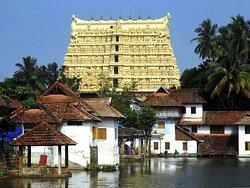 Thiruvanathapuram temple
