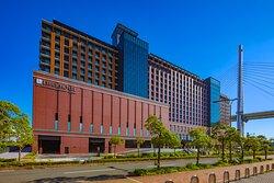 リーベルホテル アット ユニバーサル・スタジオ・ジャパン外観です