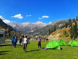Kashmir Great Lakes 2020