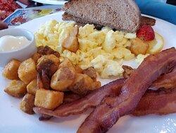 Kid breakfast