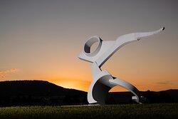 Sculpture Fields at Montague Park
