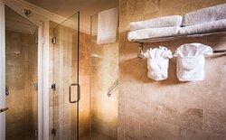 Balcony Suite Walk-In Shower