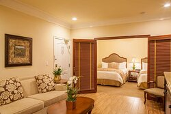 Master Suite Living Area