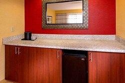 King suite amenities