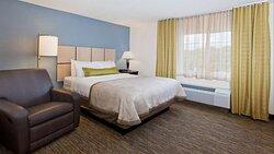 One Bedroom Suite Bed