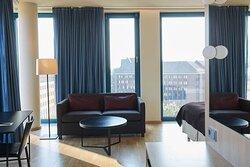 Scandic Hamburg Emporio room superior family FS