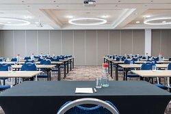 Scandic Gdansk conference meeting room AMS KOP classroom