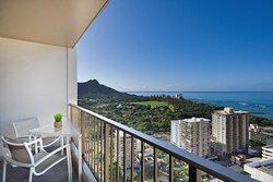 Aston Waikiki Sunset - 1 Bedroom Ocean View