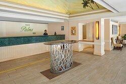 Aqua Palms Waikiki - Lobby