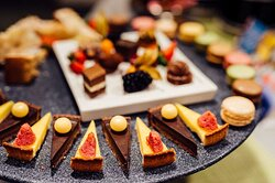 Meeting Room Dessert Platter