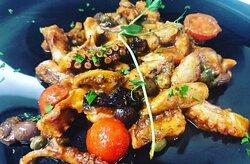 Slow cook octopus 🐙