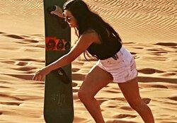 Desert safari dubai with dinner and live entertainment