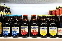 Belgian beers Floreffe